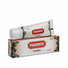 2X Charak Pigmento Ointment Cream for Vitiligo White Patches Skin 50g