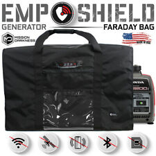 Mission Darkness Revelation EMP Shield for Generators - XL Faraday Bag/Cage