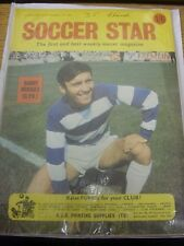27/09/1968 stella del calcio rivista settimanale: VOL. 17 Nº 03-caratteristiche: Queens Park R