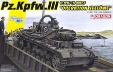 1/35 Dragon Pz.Kpfw.III (3.7cm) (T) Ausf.F `Operation Seelowe` #6877