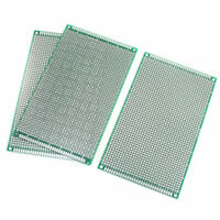 3Pcs DIY Universal Double Sided PCB Printed Circuit Board 9cm x 15cm