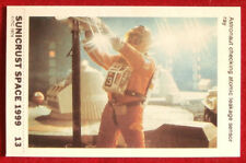 SPACE 1999 - ATOMIC LEAKAGE SENSOR RAY - EX SUNICRUST Card #13 Australia 1975