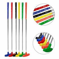 Crestgolf Junior Rubber Golf Putter Two Ways, Ringht&Left Kids Golf Mini Putters