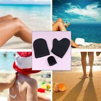 Reusable Self Tanning Application Mitt/Mit 2 Sided Fake Tan Lotion/Cream Glove