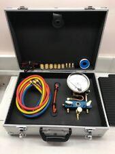 TK-15 Backflow Test Kit , New, w/Alum Case & Cal Cert