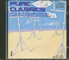 CD   PURE CLASSICS REVEALED THE FULL BRULLIANCE REALISTIC IMPACT WORLD.. JAPAN