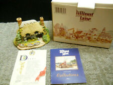 Lilliput Lane Marigold Meadow English Collection South East Nib & Deeds 1993