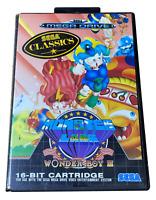 Monster Lair Wonder Boy III 3 Sega Mega Drive PAL *No Manual*