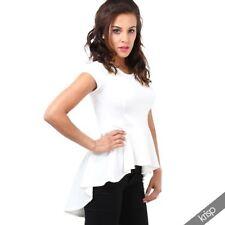 Damenblusen, - tops & -shirts aus Polyester mit Stretch in Größe 44