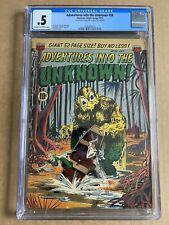 Adventures Into the Unknown #24 CGC 1951 ACG Comics Pre Code Horror