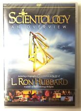 NEW SEALED - SCIENTOLOGY AN OVERVIEW PLUS BIO THE LIFE OF L. RON HUBBARD DVD NIP