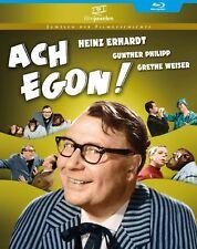 Ach Egon! (1961) - mit Heinz Erhardt, Gunther Philipp - Filmjuwelen [BLU-RAY]