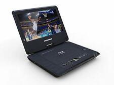 New listing Sylvania 10� Portable Blu-ray Player with Swivel Screen - Black- Sdvd1079