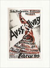 Ausstellung von Künstlern mit Werken aus dem Weltkrieg Otto Dix Plakatwelt 1212