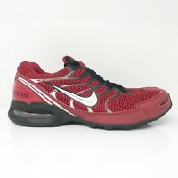 Nike Mens Air Max Torch 4 343846-600 Red Running Shoes Lace Up Low Top Size 8