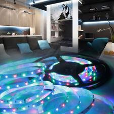 5M RGB LED Stripe Strip Leiste Streifen Band Licht 3528 SMD Lichterkette IP20