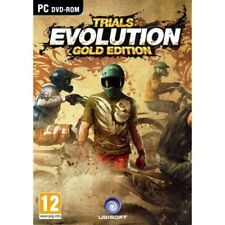 Trials Evolution Gold Edition Game PC - Brand New!