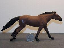 Dollhouse Miniature Horse Stallion 3 inch Safari Ltd Animal Dollys Gallery P91