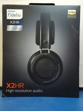 Philips X2HR/00 Fidelio X2HR Over-ear Headphone - Black Factory Sealed Package