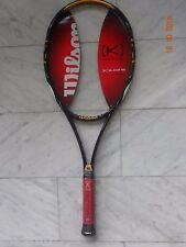 New Wilson K Blade 98 K Factor Blade 98 Adult 4 1/2 Racket Racquet SALE