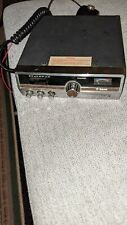 Roberts 23 Channel CB Transceiver RCB-70, with Original Microphone clean untest