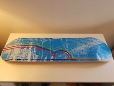 8 x 31.5 Skateboard Deck Blue Green Purple Red Double Kick tail Concave 7ply