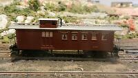 Mantua Tyco HO  Old Time Drovers  Caboose Rock Island, Exc.