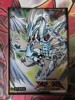 100 Yugioh Small Size Card Sleeves Deck Protector - Stardust Dragon