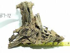 MEDIUM BOGWOOD PIECE 20-30cm Aquarium fish vivarium mopani moss cave - B7-12
