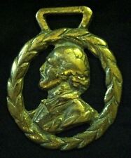 Vintage WILLIAM SHAKESPEARE Harness Brass ENGLAND Unique Gift  WOW YOUR WALLS