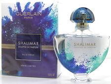 Guerlain Shalimar Souffle de Parfum 50 ml EDP Spray Serie Limitee Neu OVP