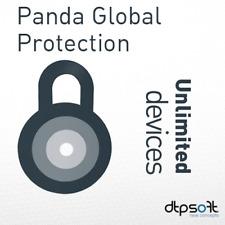 Panda Global Protection 2019 Dome Complete Dispositivos Ilimitadas 1 año ES