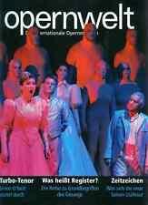 Opernwelt 2010/11 (Simon O´Neill)