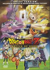 Dragon Ball Z: Battle Of Gods DVD Movie Anime English Dub Uncut Version Region 0
