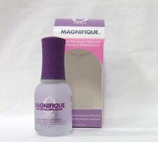 ORLY Nail Treatment Top Coat MAGNIFIQUE UV Prection  .6oz/18ml