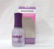 ORLY Nail Treatment Top Coat MAGNIFIQUE UV Prection  .6oz/18ml
