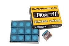 +++ Billard Kreide Pioneer Farbe: blau +++
