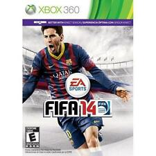 FIFA 14 (Microsoft Xbox 360, 2013)NO MANUAL