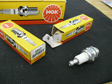 BPM8Y - TWO NGK STANDARD THREADED SPARK PLUGS FITS ECHO AND MANY AIR COOLED ENGS
