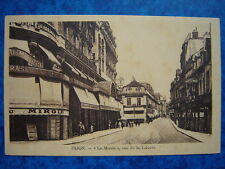 """DIJON  :   """"  Le Miroir """"  Rue de la Liberté."""