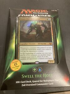 Magic the Gathering Swell the Host Commander 2015 Deck - Unopened