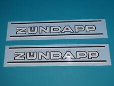 Zündapp Aufkleber Sickentank Typ 529 530 Kurz GTS 50 und KS 50 WC 529-20.123 OVP