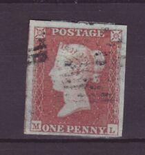 England Großbritannien Nr.    3  gest.  Königin Victoria vollrandig  -1-