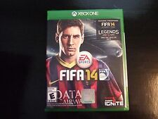 Replacement Case (NO VIDEO GAME) EA SPORTS FIFA 14 XBOX ONE 1