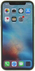 Apple iPhone X 5.8 Inches IOS Display 256GB Unlocked Smartphone - Space Gray