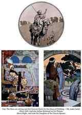 Rene Bull página 109 Hada A4 foto impresión de arte