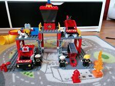 Duplo 5601 caserne pompier