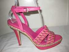 COLE HAAN  NIKE  AIR VANESSA  HEEL SANDALS SHOES SIZE 10 B
