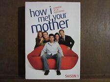 How i met your mother, comment je l'ai rencontrée Saison 1/ Coffret 3 DVD