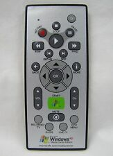 SMK SMK1 Windows XP Media Center Remote Control - REMOTE ONLY With Free Shipping